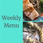 Weekly Menu 10/21/18 – Countdown to Competition