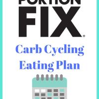 Ultimate Portion Fix- Carb Cycling