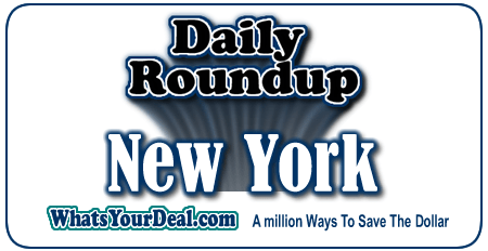 New York Deals, Queens to Buffalo, Brooklyn to Rochester