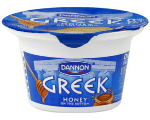 dannon greek