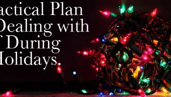 practical plan for dealing with the holidays after a loss - This Christmas I Ll Burn It To The Ground