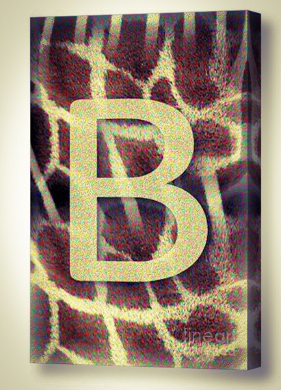 Monogram B by Patricia Griffin