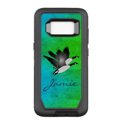 Geese Design - ADD Your Name