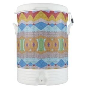 10 gallon custom igloo