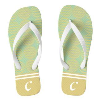 initial C flip flops