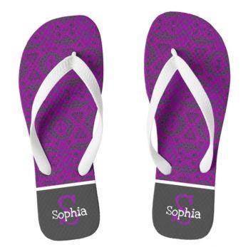sophia flip flops adult