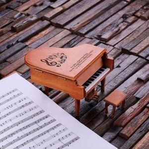 Personalized Music and Jewelry Box