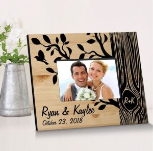 Tree of Love Personalized Picture Frame