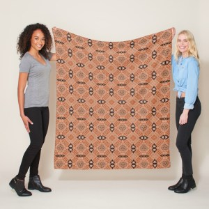 Earthscapes Fleece Blanket