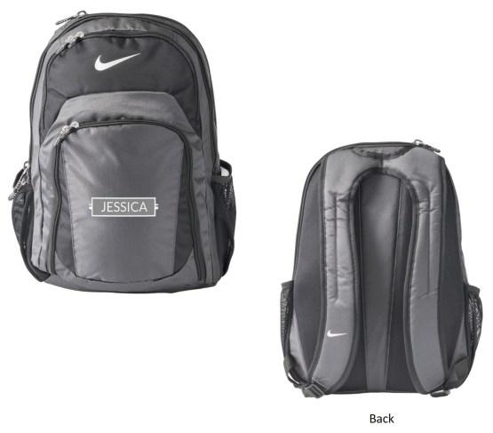 Jessica Nike backpack