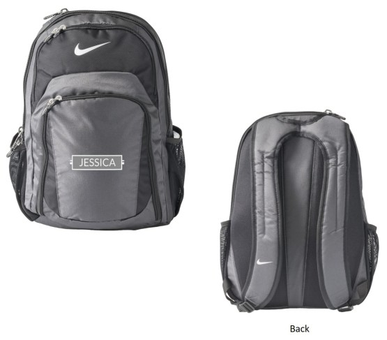 Jessica Nike backpack
