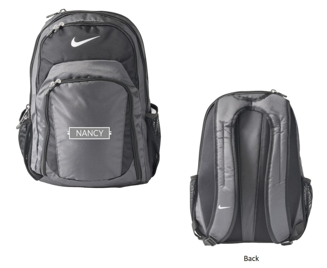 Nancy nike backpack