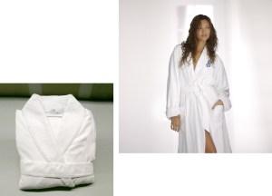 Women's Monogrammed Robe