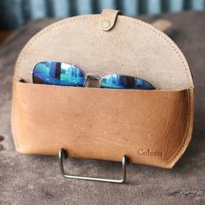 Personalized Sunglasses Case