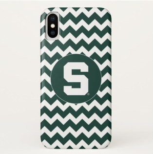 michigan state phone case
