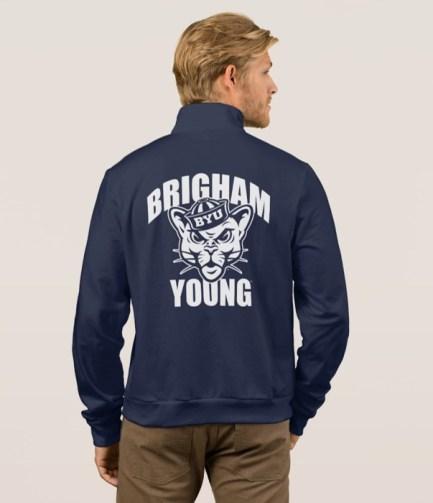 Brigham Young Cougar Jacket3