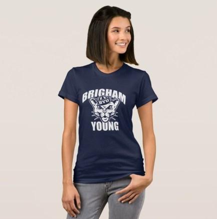 Brigham Young TShirt