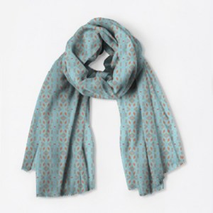 Merino Wool Scarf by Patricia Griffin