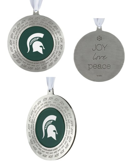 Spartan ornament