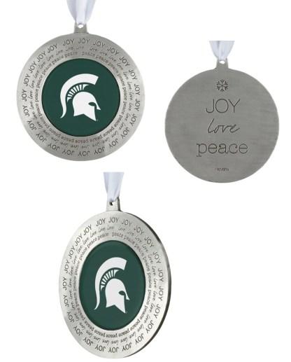 Spartan ornament