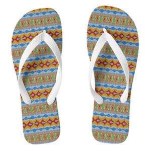 Flip Flops by Patricia Griffin