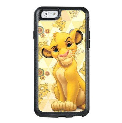 associate lion king phone case