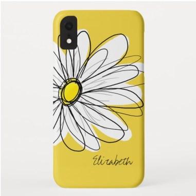 Associate Daisy Personalized Phone