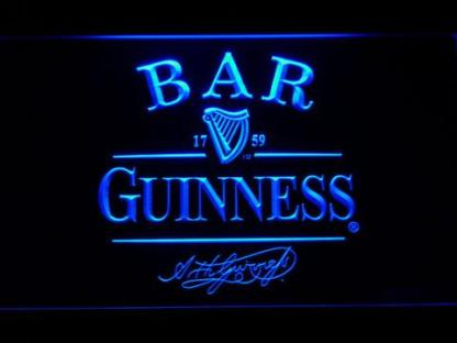 Guinness Bar neon sign LED