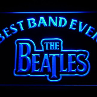 The Beatles Best Band Ever neon sign LED