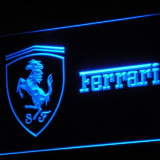 Ferrari neon sign LED