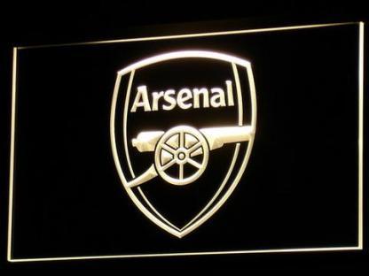 Arsenal F.C. neon sign LED