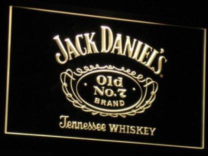 Jack Daniel's neon sign LED