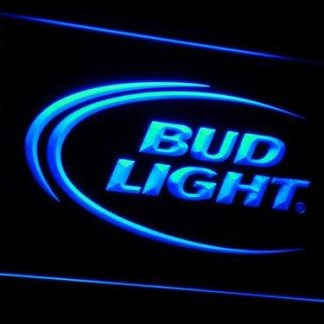 Bud Light neon sign LED