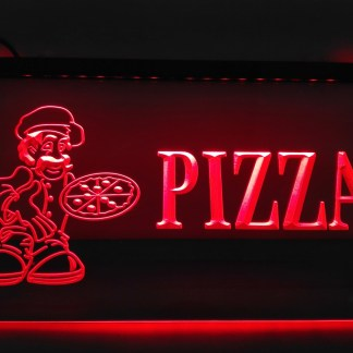 Pizza neon sign LED