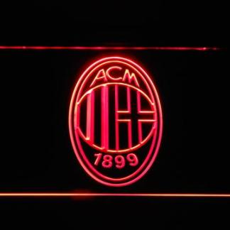 AC Milan neon sign LED