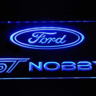 Ford ST Nobby neon sign LED