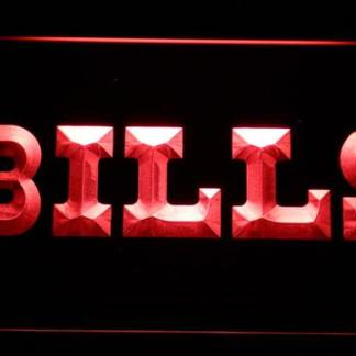 Buffalo Bills 1974-2010 Logo - Legacy Edition neon sign LED