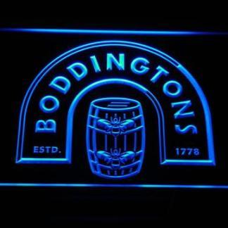 Boddingtons neon sign LED