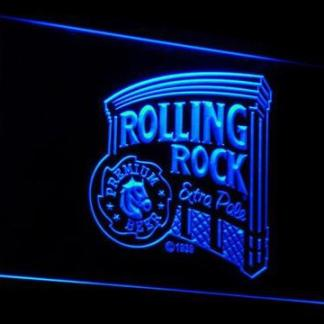 Rolling Rock Extra Pale neon sign LED