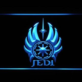 Star Wars Jedi Code neon sign LED