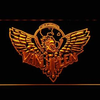 Van Halen Eagle neon sign LED