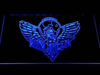 Van Halen Eagle neon sign LED