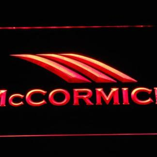 McCormick neon sign LED