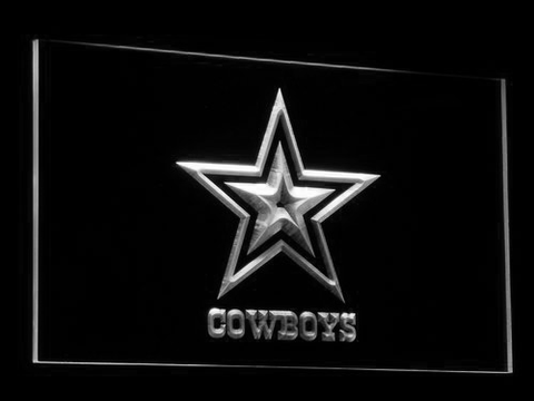 Dallas Cowboys Star Neon Sign Led Sign Shop Whats Your Sign
