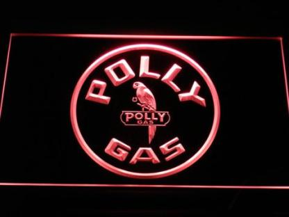 Polly Gas neon sign LED