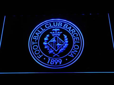 Fc Barcelona Crest Neon Sign Led Sign Shop What S Your Sign