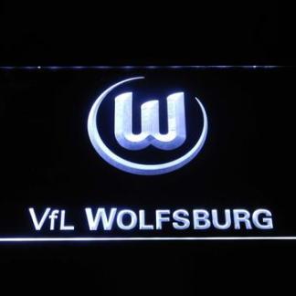 VfL Wolfsburg neon sign LED