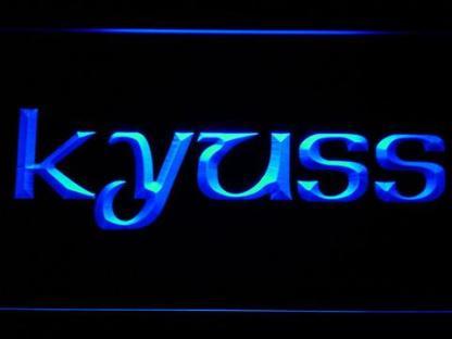 Kyuss neon sign LED