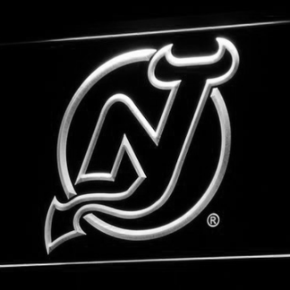 New Jersey Devils neon sign LED