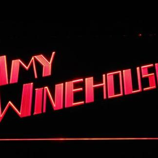 Amy Winehouse neon sign LED